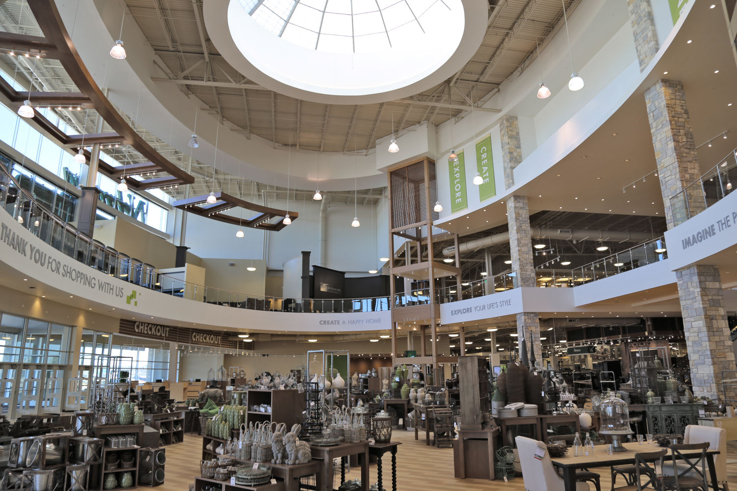 A Mart Furniture Store Well Prepared In Texas Nebraska Furniture Mart Aims To Avoid