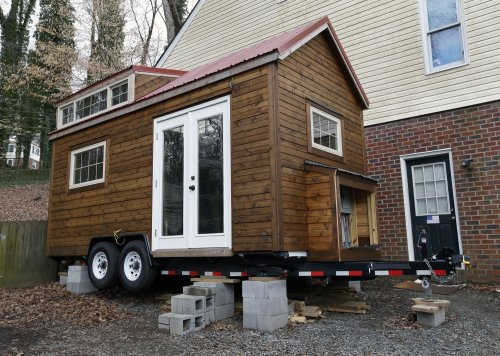 Fantastic Richmond Area Tiny House To Be Appear On Big Tiny House Hunting Full Episodes Youtube Tiny House Hunting Fyi Full Episodes