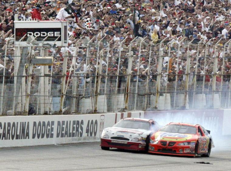 Busch at scene of tightest loss Auto Racing richmond