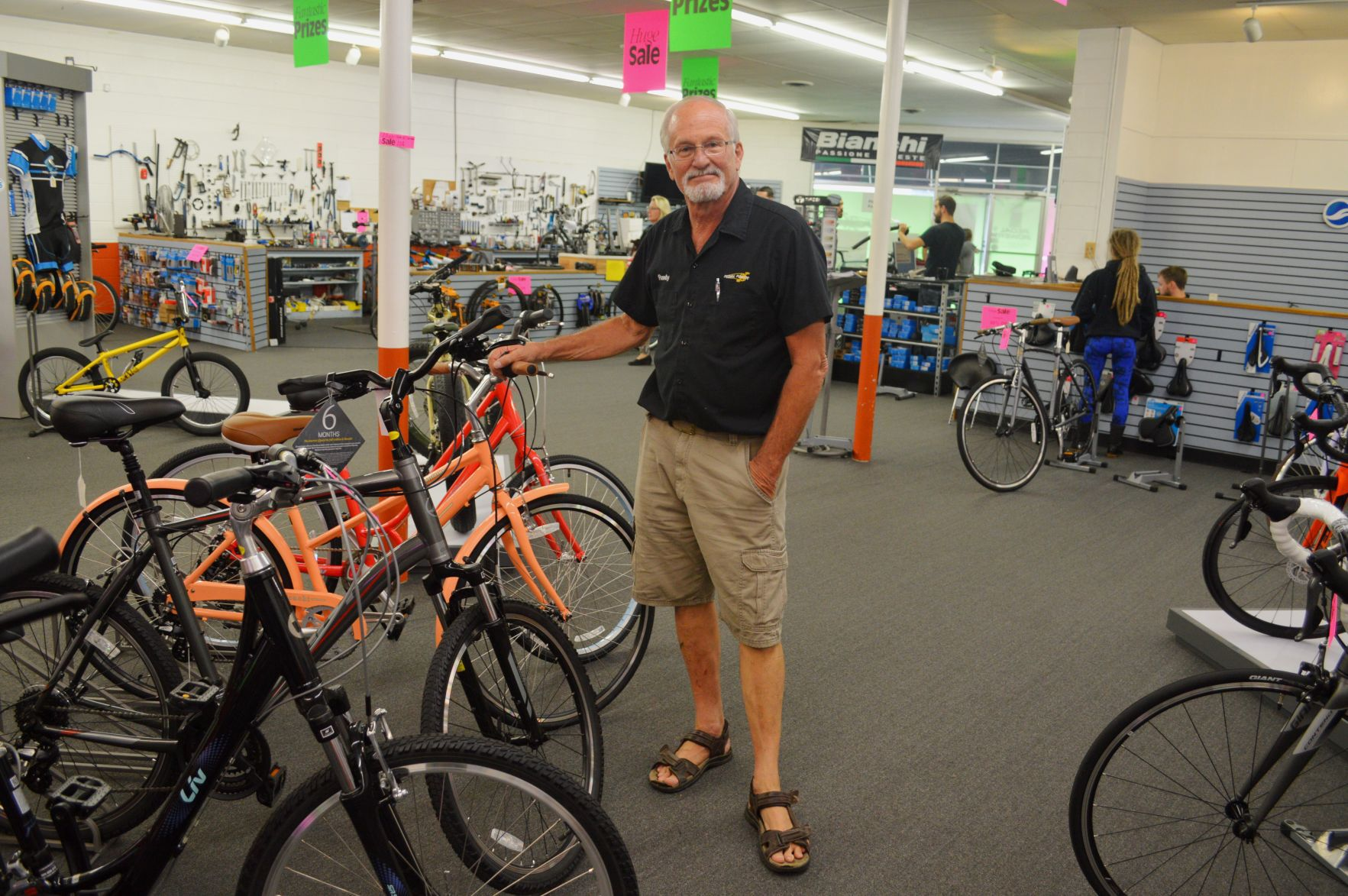 Bike Shop Sale Biz Buzz Pedal Power Bike Shop Closing At The End Of The Year