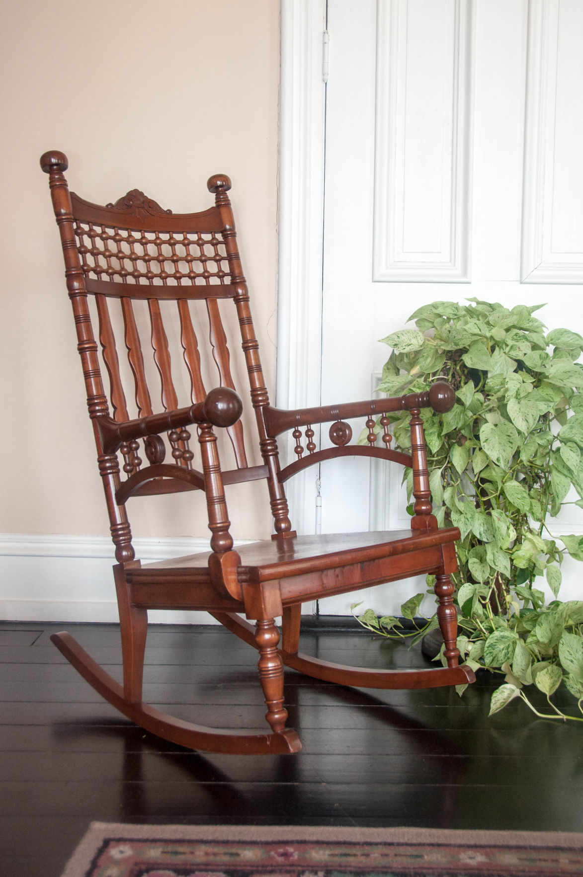 Mexican Rocking Chair Wharton Rocking Chair Returns To Glencoe Mansion Community