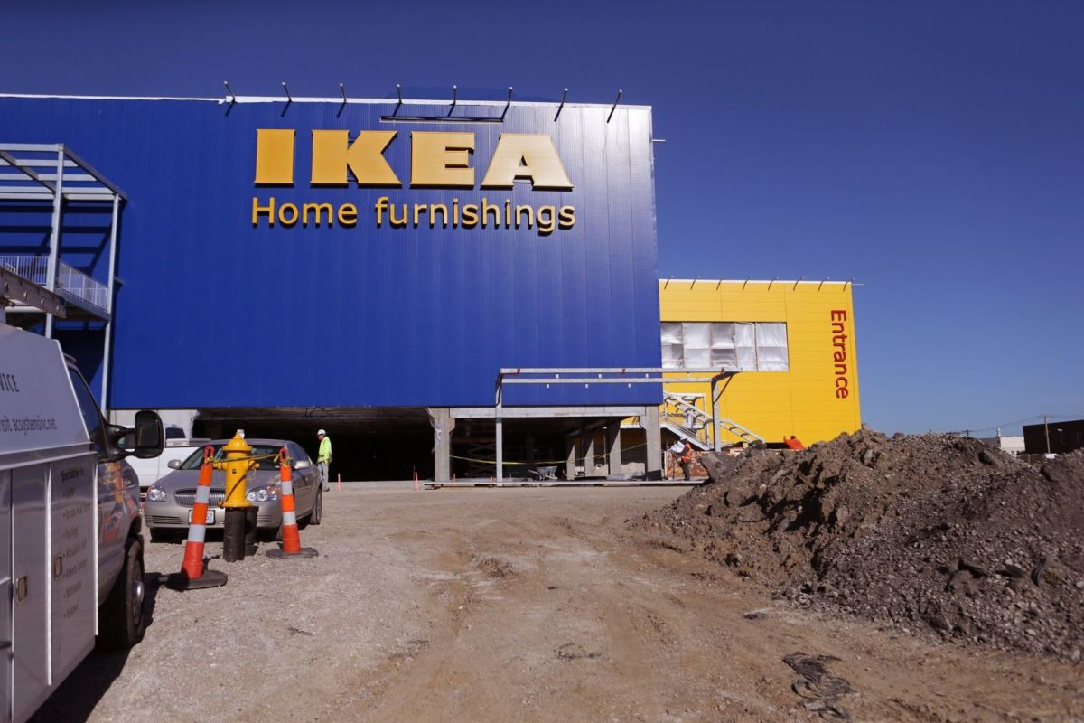 Ikea Open Today Ikea To Open St Louis Store On Sept 30 Business