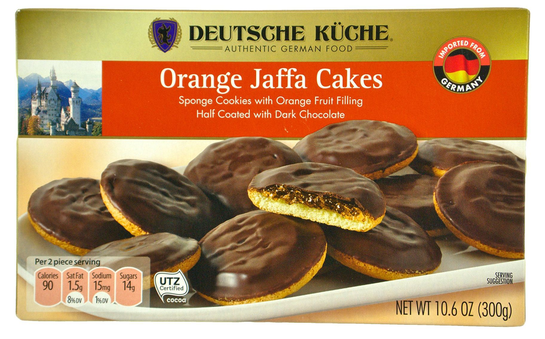 Life Hacks Küche Youtube Best Bite Deutsche Küchen Orange Jaffa Cakes Food And Cooking