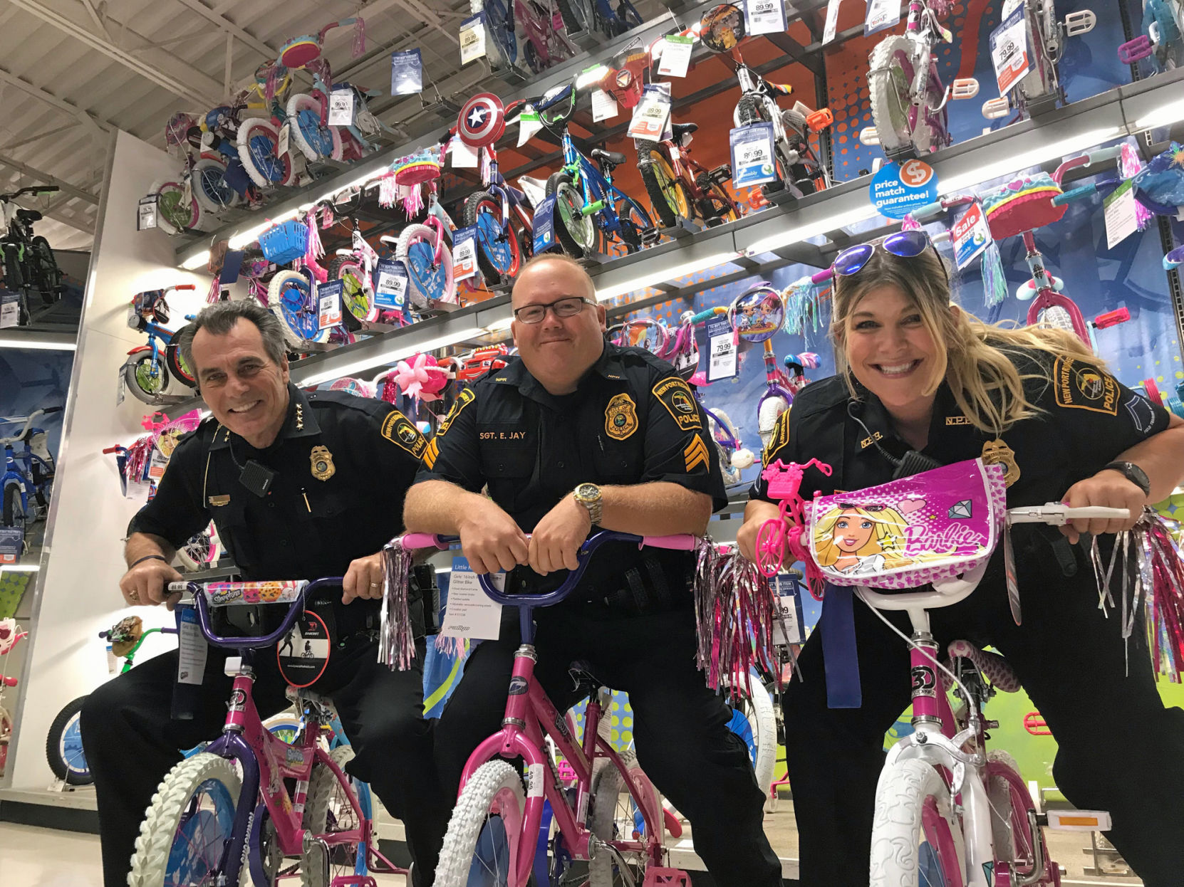 Toys For Tots To Help More Than 5 000 Pasco Families