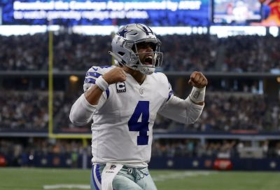 Prescott Cowboys Clinch Nfc East With 27 20 Win Over Bucs
