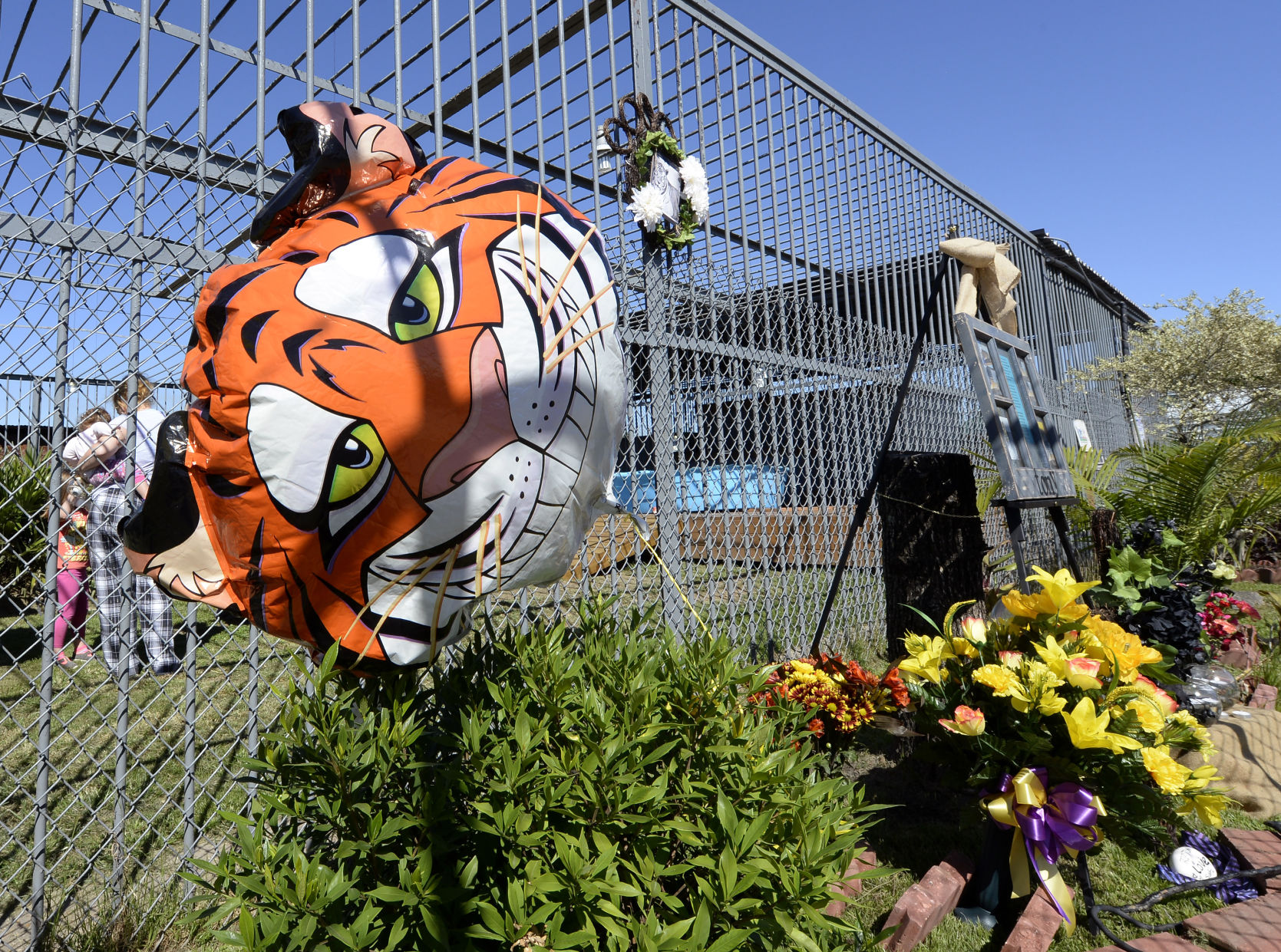 Truck Stop Owner Plans To Pursue Another Tiger Stuff Tony For Display Critic Calls That Disrespectful Westside Theadvocate Com