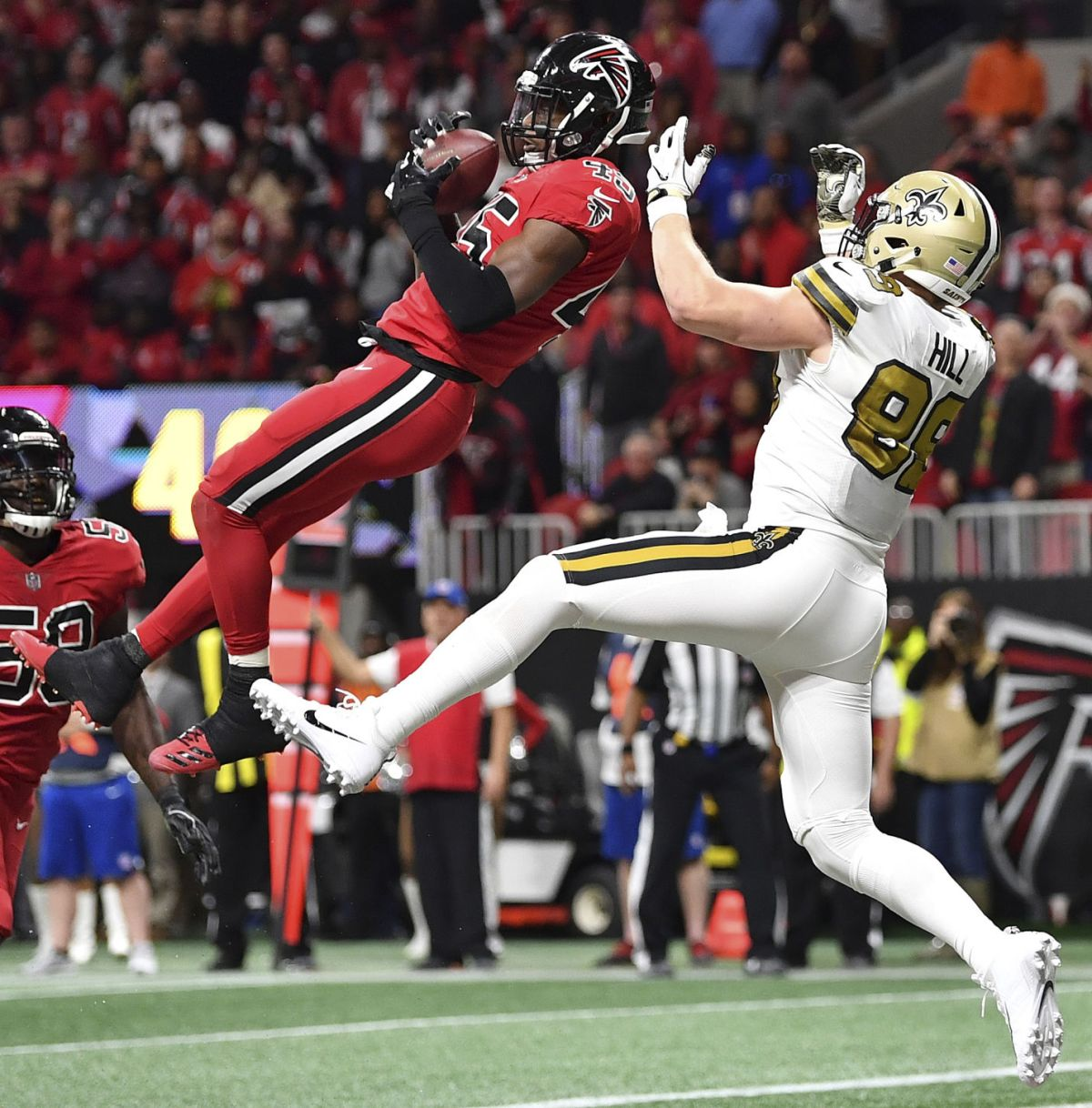Saints vs. Falcons recap: See what New Orleans players, coaches say about heartbreaking 20-17 ...