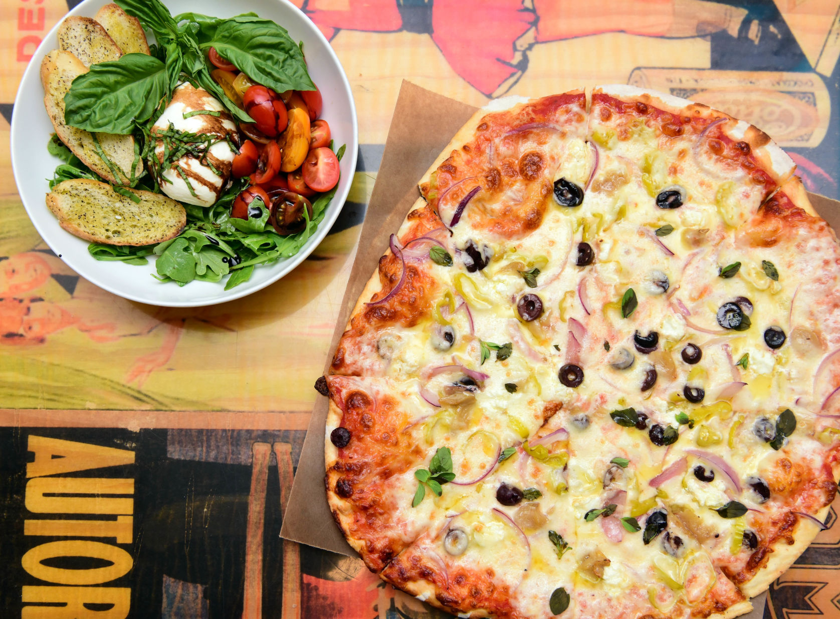 Cucina Pizzeria Blue Ridge Gambit S 2019 Summer Restaurant Guide The Dish On Every New