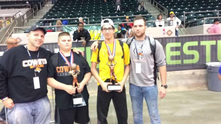 Coweta wrestlers win FLO Kick Off wrestling honors Tulsa
