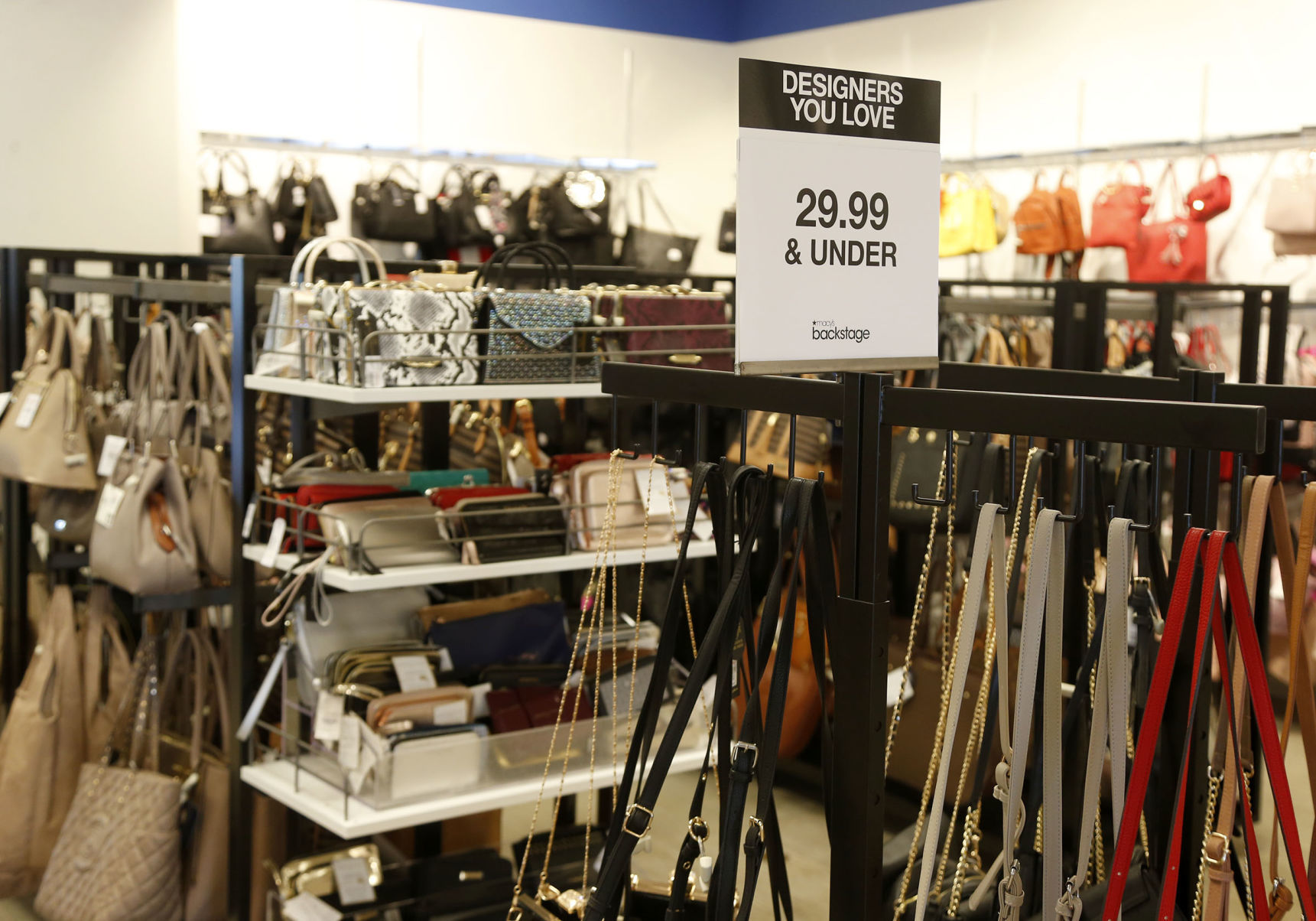 Macy S New Outlet Store Backstage To Open Saturday Business News Tulsaworld Com
