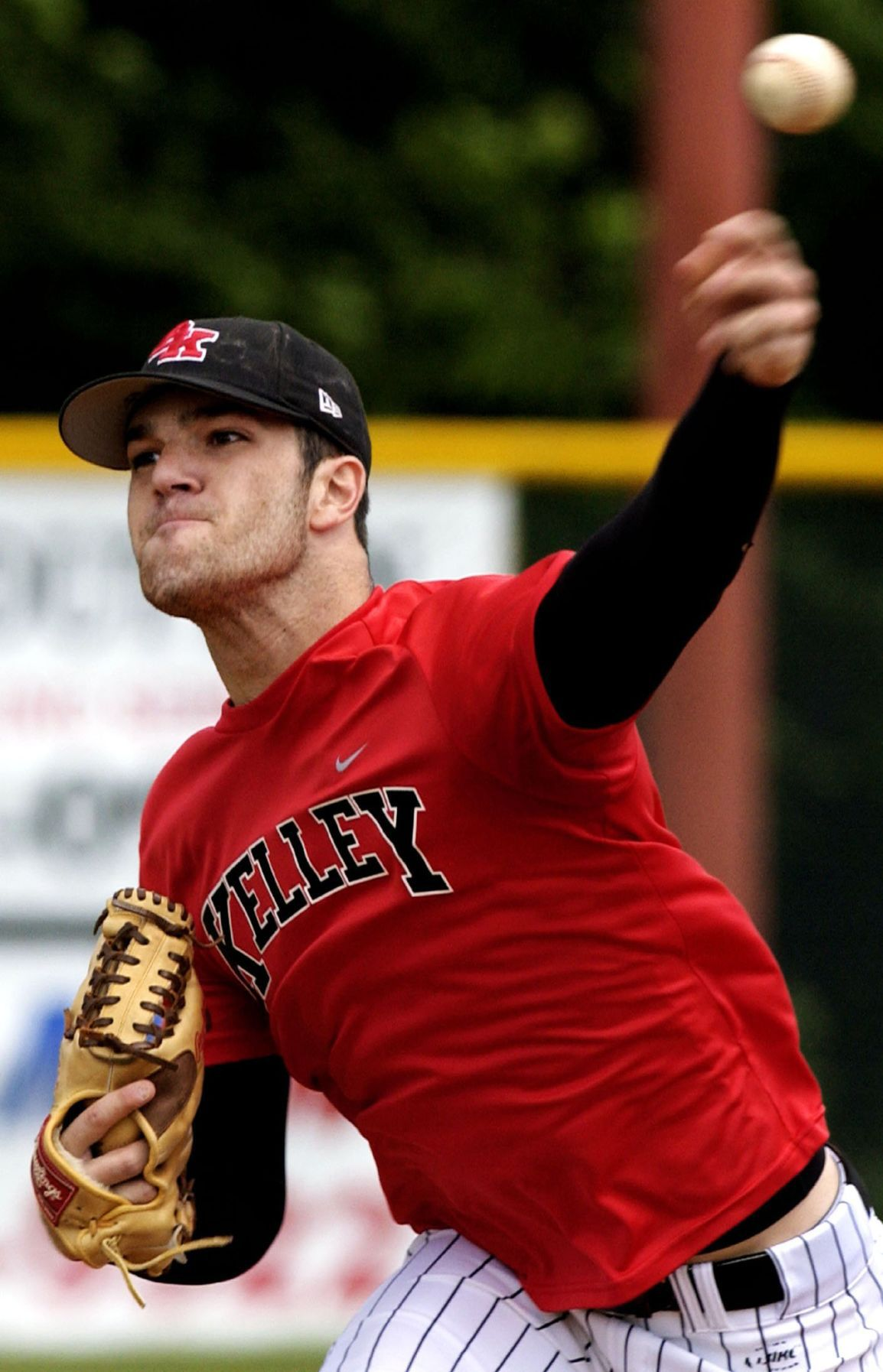 Astros Star Pitcher Dallas Keuchel Was Bishop Kelley S Qb The Last Time Houston Was In The World Series Ok Preps Extra Tulsaworld Com