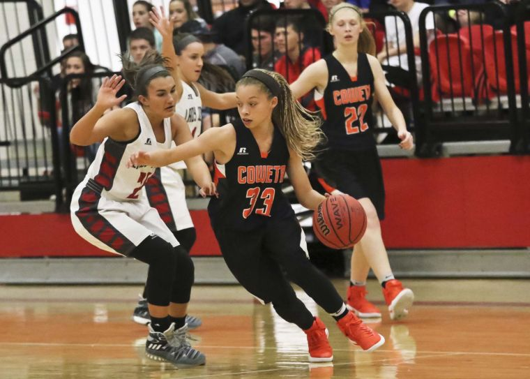 Lady Tigers fight hard but fall to Skiatook, Claremore