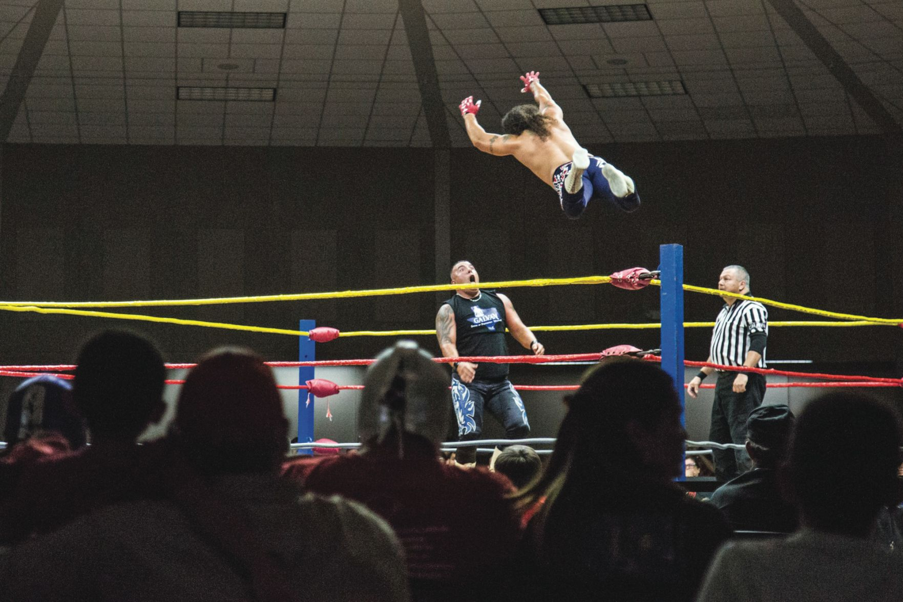 Vidios De Lucha Libre Lucha Libre Comes To Victoria Community Center W Video
