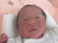 2016年3月3日生まれ 咲来ちゃん