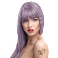 Crazy Color Semi-Permanent Ice Mauve Hair Dye 100ml ...