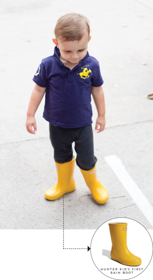 Baby Toddler Rain Boots Rainy Days Toddler School Style Bluebirdkisses