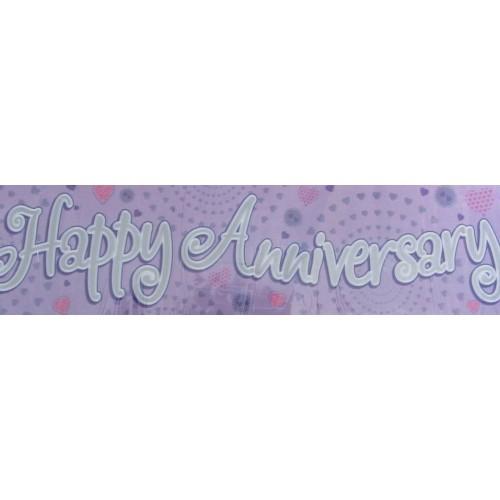 Happy Anniversary Banner - Happy Anniversary Banner - Anniversary