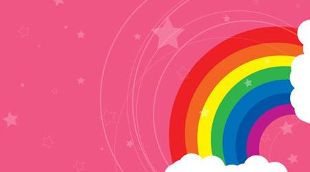 Wallpaper Download Cute Lovers 35 Beautiful Free Rainbow Wallpapers Blueblots Com