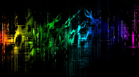 Colorful 3d Abstract Wallpapers 35 Beautiful Free Rainbow Wallpapers Blueblots Com