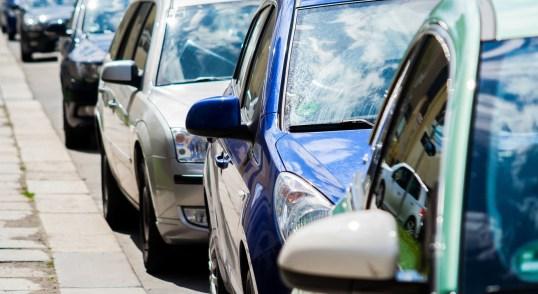 Image of traffic gridlock