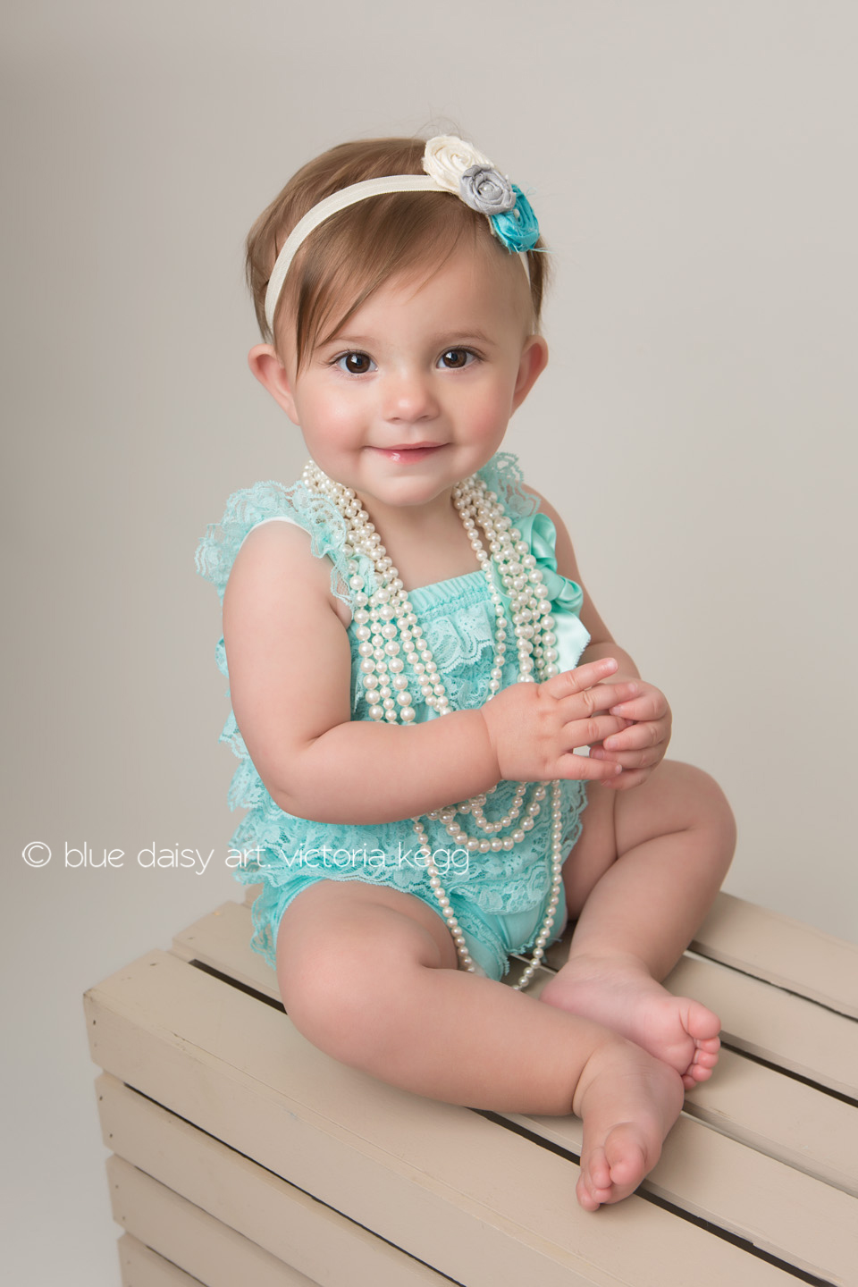 Baby Model Berlin Hannah 1 Year New Berlin Springfield Il Baby Photographer