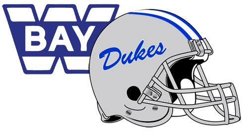 Thank You for Contacting Us! Whitefish Bay Blue Dukes Football