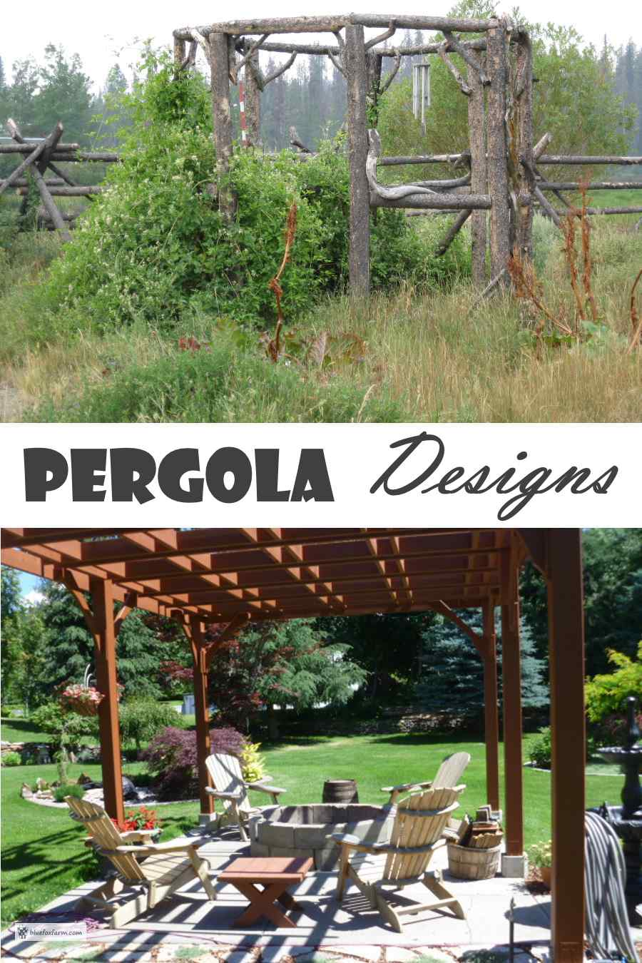 Pergola Designs Pergola Designs Get Ideas Combine With Twigs And Rustic Create