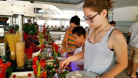 antalya açıkbüfe kahvaltı konyaaltı denize kenarında oteller best breakfast in antalya (88)
