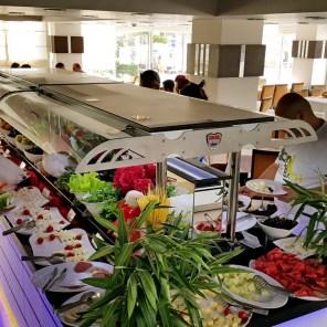 antalya açıkbüfe kahvaltı konyaaltı denize kenarında oteller best breakfast in antalya (91)