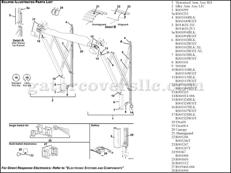 Cozy Jayco Awning Parts 28 Images Dometic Rv Awning Parts Diagram