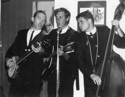 Howard Pelky, Todd Grant, Phil Pritchard