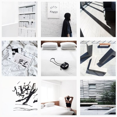Minimalism on Instagram: 5 accounts to follow - Blue is in ...