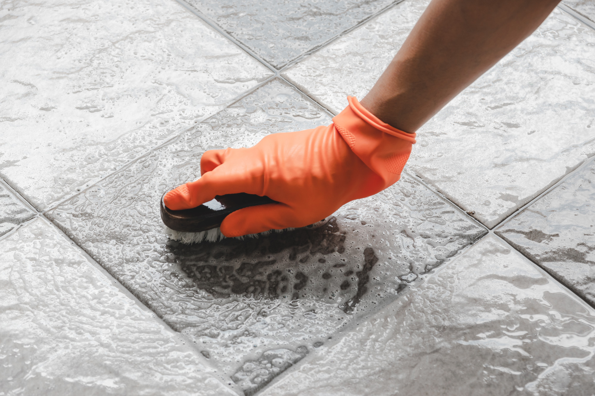 What Do Professionals Use To Clean Grout Is It Worth Hiring Out