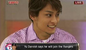 Darvish-Rangers