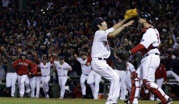 World Series Cardinals Red Sox Baseball
