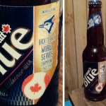 Odd Blue Jays Memorabilia: A 21 Year-Old Bottle of Labatt Blue