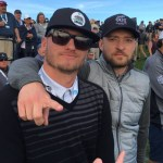 Josh Donaldson is Living it Up at the Pebble Beach Pro Am