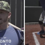 VIDEO: Josh Donaldson Talks His Leg Kick, Vikings Haircut and More