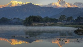 Mega-dams planned for Himalayan rivers