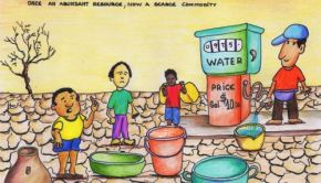 Water, the New Petrol