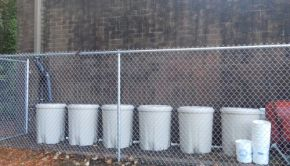 Rainwater Harvesting at a Local School