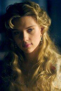 Scarlett Johansson as Olivia Wenscombe.