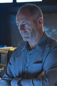 Liam Cunningham as President Tate.