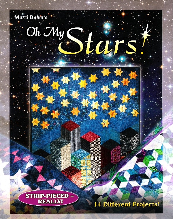 oh my stars book cover