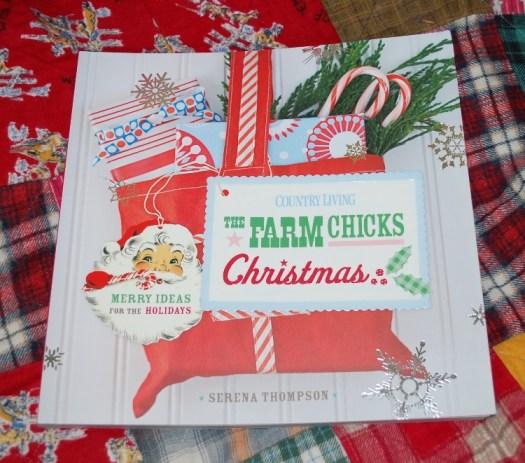 farm chicks christmas cover