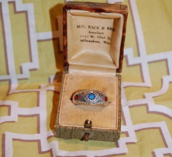 Dad's ring
