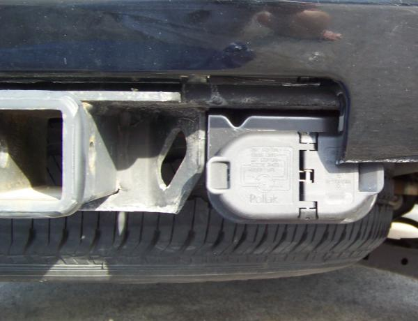 Installing a 7-Blade RV Connector on a Ford Expedition \u2013 Blue Oval