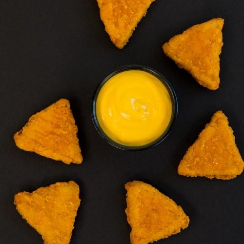 Medium Of Taco Bell Chicken Nuggets