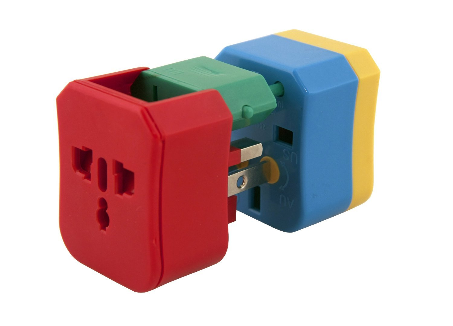 Travel Adapter Amazon Flight 001 4 In 1 Adapter