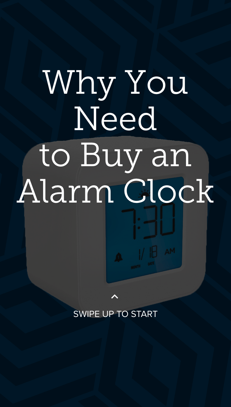 Buy Clock Why You Need To Buy An Alarm Clock